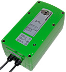 Quarter turn actuator InMax size M for safe area